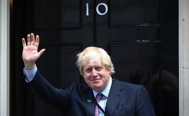 «بوریس جانسون» نخستوزیر انگلیس شد