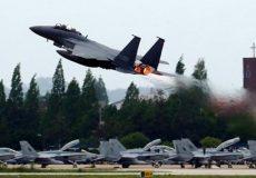 شلیکهای هشدار کره جنوبی به جنگنده روسی