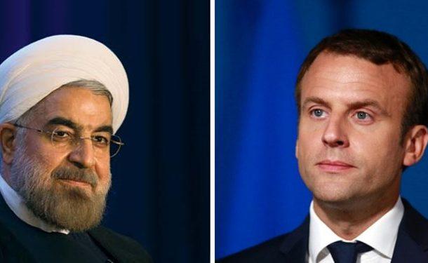 رییسجمهور فرانسه در تماس تلفنی با روحانی: میپذیریم که اقدامات اروپا کارآمد نبوده است
