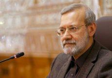 لاریجانی: سهمیه سوخت برای مردم با نرخ فعلی باقی بماند