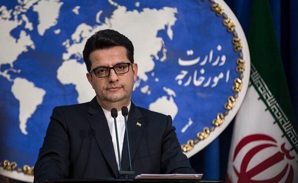 هشدار ایران به دولت انگلیس