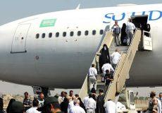 ۸۶۵۰۰ زائر خانه خدا از ۱۹ فرودگاه کشور اعزام میشوند