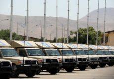 سامانه ارتباطات تاکتیکی «سپهر ۱۱۰» سپاه رونمایی شد