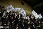 تجمع دختران انقلاب در ورزشگاه شهیدشیرودی