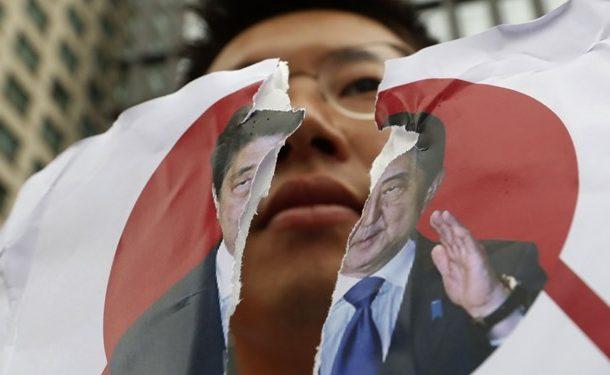 کرهایها تمام کالاهای ژاپنی را بایکوت کردند