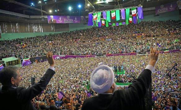 تحریم مردمسالاری!