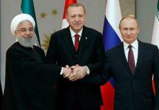 نشستی در مسیر اصلاح تحولات سوریه