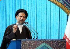 خطیب نماز عید قربان تهران: مساله کشمیر از مسیر عقلانیت قابل حل است نه سرنیزه