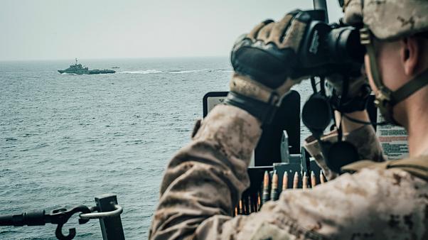 حیثیت آمریکا با ائتلاف دریایی برنمیگردد