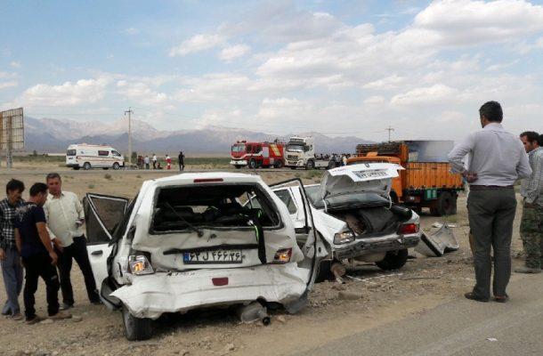 عوامل مرگومیر ناشی از تصادفات جادهای در کشور