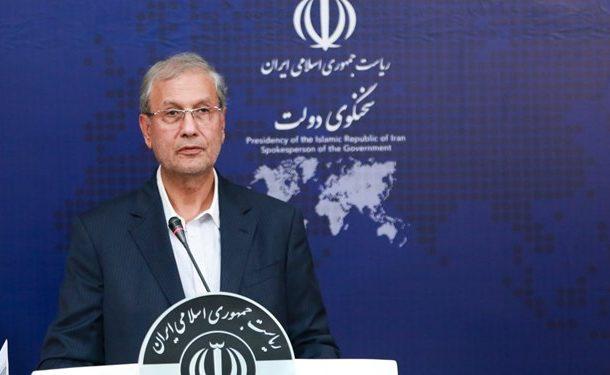 دولت اعتراض را حق مردم میداند/ وضعیت ۸۰ درصد آرام شده است