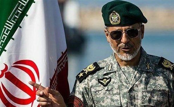 امیر سیاری: ارتش آمادگی اسکورت کشتی آدریان دریا را دارد