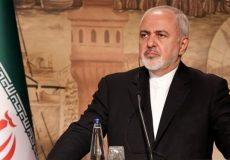 ظریف: اعلام حمایت مقامات آمریکایی از «مردم ایران» دروغی شرم آور است