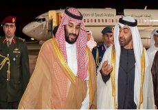 چرخش محسوس عربستان و امارات به سمت ایران