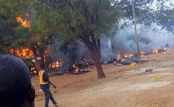 انفجار تانکر سوخت در تانزانیا ۶۰ کشته برجا گذاشت