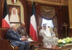 ظریف در دیدار ولیعهد کویت: ما و شما در این منطقه ماندنی هستیم و بیگانگان رفتنیاند
