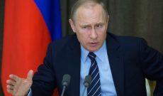 پوتین درباره استقرار موشکهای کروز آمریکا در اروپا هشدار داد