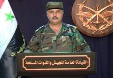ارتش سوریه: شمال حماه و جنوب ادلب از وجود تروریستها پاکسازی شد