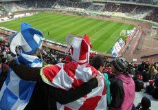تماشاگران فوتبال، تشنه دربی مهیج
