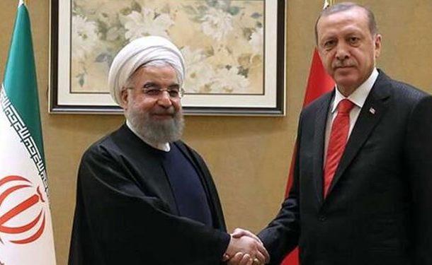 روحانی و اردوغان دیدار و گفتوگو کردند