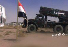 عملیات پهپادی و موشکی ارتش یمن علیه اهداف نظامی در عربستان