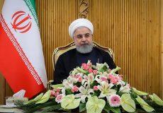 روحانی: حضور آمریکاییها در سوریه، غیرقانونی و مداخلهجویانه است