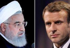روحانی به مکرون: استحکام برجام و امنیت در آبراههای جهان به نفع اروپا و آمریکاست
