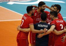صعود ایران به مسابقات انتخابی المپیک با برتری قاطع مقابل قطر