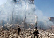 ممانعت دولت سعودی از ورود تیم سازمان ملل به یمن