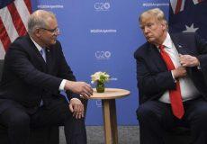 استرالیا: پیوستن به ائتلاف آمریکا، به معنای تایید مواضع واشنگتن درباره ایران نیست