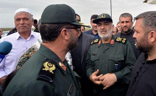 سردار سلامی در آققلا: شبانهروز برای رفع محرومیت تلاش خواهیم کرد