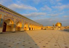 ۷۰هزار زائر اربعین در صحن حضرت زهرا (س) اسکان داده میشوند