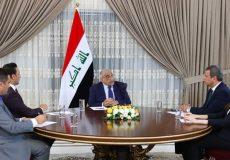 عبدالمهدی: اگر عراق عرصه جنگ شود، منطقه شعلهور خواهد شد