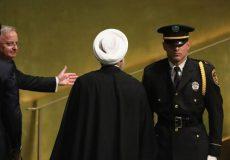 خبرگزاری فرانسه: واشنگتن آزادی تردد حسن روحانی در نیویورک را محدود کرد