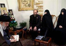 رهبر انقلاب با بیش از ۱۰۰۰ خانواده شهید دیدار سرزده داشتهاند