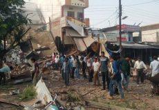 انفجار در هند ۱۲ کشته و ۵۰ زخمی برجا گذاشت