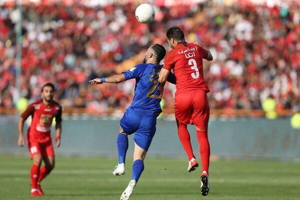 پرسپولیس برنده فوتبال ایتالیایی – آرژانتینی