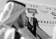 کشته شدن محافظ شخصی پادشاه عربستان