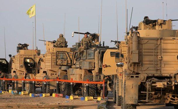 وزیر دفاع آمریکا: نظامیان خارجشده از سوریه به عراق منتقل میشوند