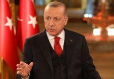 اردوغان: به خاک هیچ کشوری چشم طمع نداریم