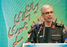 سرلشکر باقری: تلفات سنگین و انهدام تجهیزات دشمن هزینه تهاجم به ایران است