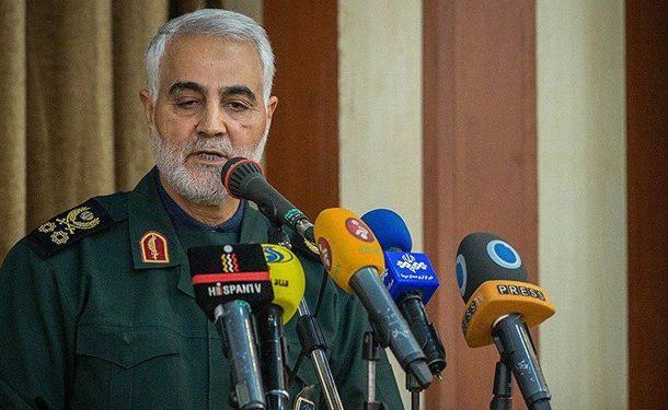 سرلشکر سلیمانی: سپاه هیمنه ارتش آمریکا را شکست