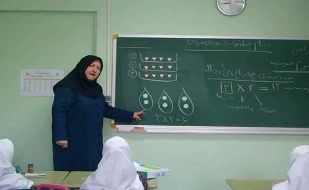کمبود ۱۰۰ هزار معلم در کشور