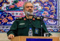 سردار فدوی: دشمنی و تقابل آمریکا با ایران تمام نشدنی است