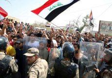 عراق گفتوگو با معترضان را آغاز کرد