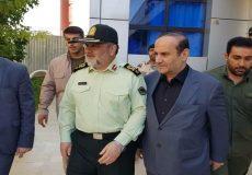 سردار اشتری: امنیت صد در صدی در مرزها برقرار است