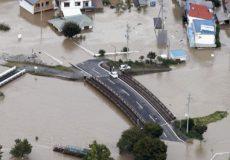 طوفان «هاگیبیس» در ژاپن دهها کشته و زخمی بر جا گذاشت