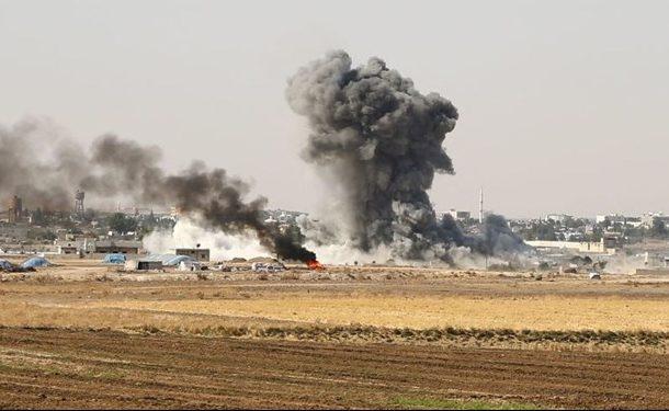 کُردها: ترکیه از سلاح شیمیایی استفاده کرده است