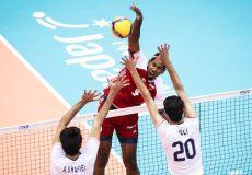 جامجهانی والیبال| ایران مدال نقره را به گردن لهستان انداخت