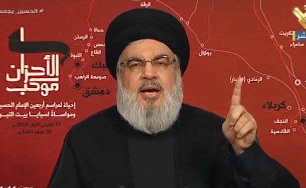 نصرالله: با استعفای دولت مخالفیم/ مردم به مقاومت اعتماد دارند